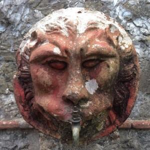 Grrrrrrr went the terracotta Lions head as he watches overhellip