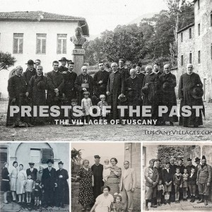 Priests of the Past tuscany Italy oldphotos vintage religion priestshellip