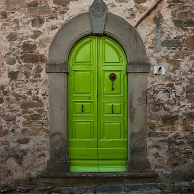 Rustic Tuscan Doors